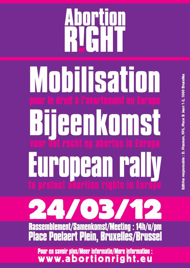 Manifestation Bruxelles