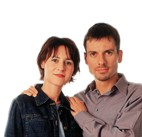 Claudia und Stefan